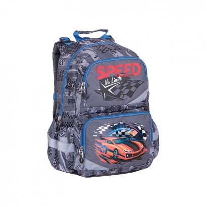 Pulse Boys Backpack Anatomic No limits