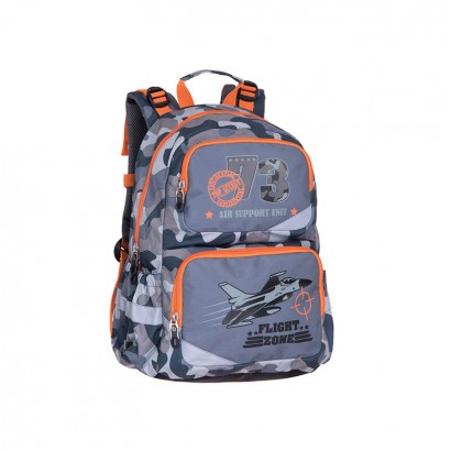 Pulse Boys Backpack Anatomic Flight Zone