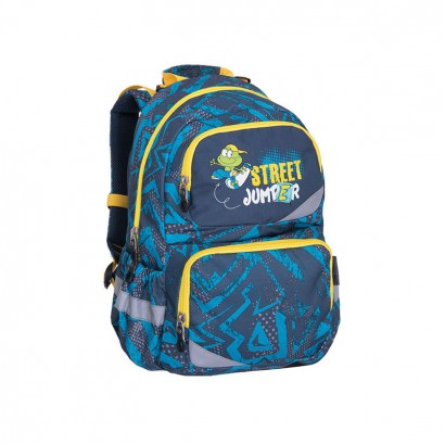 Pulse Boys Backpack Anatomic Street Jumper