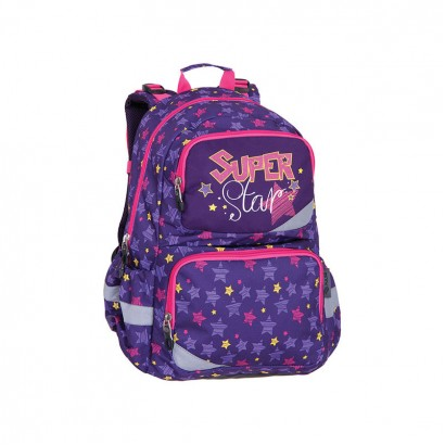 Pulse Girl Backpack Anatomic Super Star