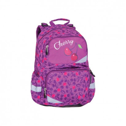 Pulse Girls Backpack Anatomic Cherry