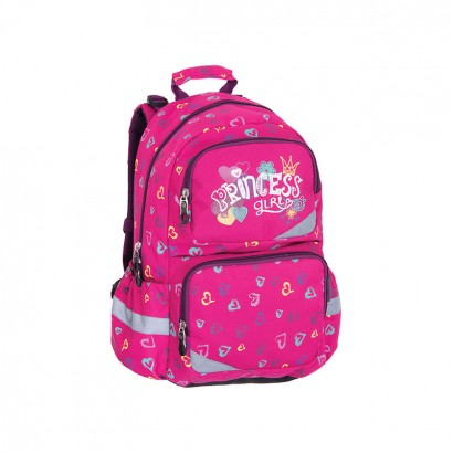 Pulse Girls Backpack Anatomic Pink Princess