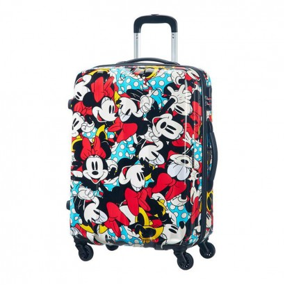 Samsonite 4-Wheel Spinner Disney Legends  AT