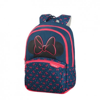 Samsonite Kids Backpack Disney Ultimate Minnie Neon Size М
