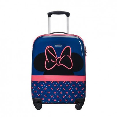 Spinner 4 Wheels Samsonite 54 cm Disney Ultimate Minnie Neon
