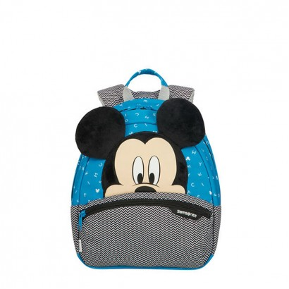 Kids Backpack Size S Samsonite Disney Ultimate Mickey Letters