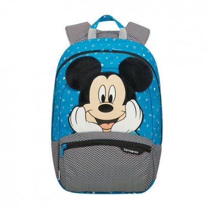 Samsonite Kids Backpack Size S plus Disney Ultimate Mickey Letters