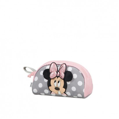 Samsonite Kids Pencil Case Disney Ultimate Minnie Glitter