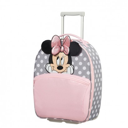 Kids 2-wheel Suitcase 49 cm Samsonite Disney Ultimate Minnie Glitter