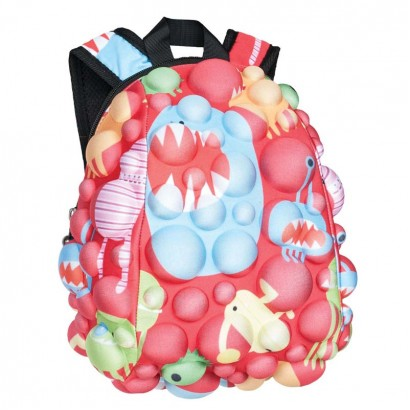 Samsonite MadPax Backpack AK Bubble Half Surfaces Monsters under the Red