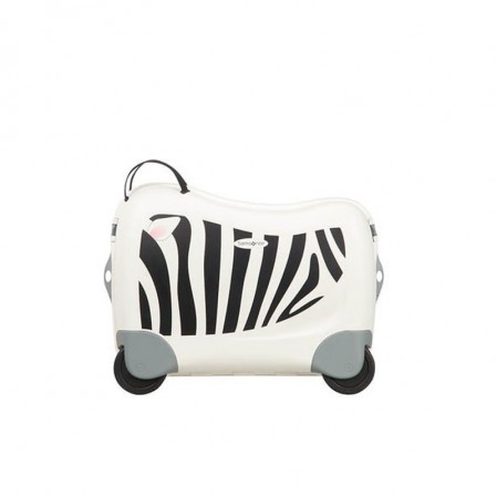 4-Wheel Spinner Samsonite Dreamrider 39 cm high Zebra Zeno