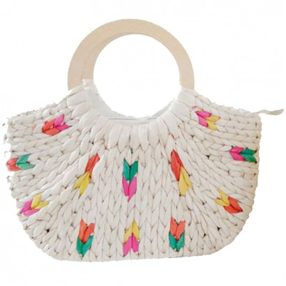"Tuc Tuc Knitted bag ""MRS. BUTTERFLY"""