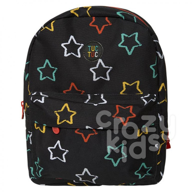 Kids Start Printed Backpack Tuc tuc