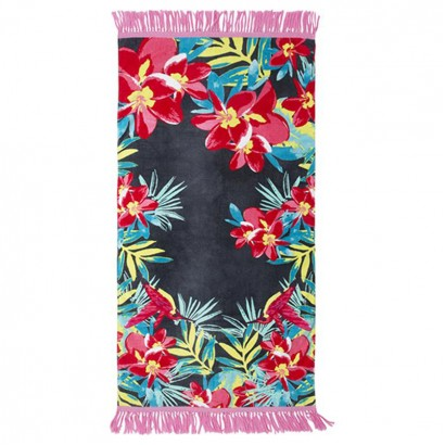 Girls Beach towel Tuc Tuc Bahia
