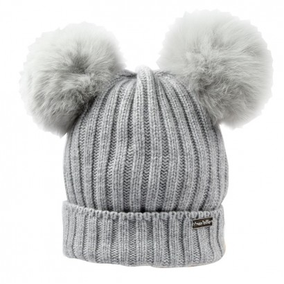 Girls Knit Beanie Hat Trestelle Peruan