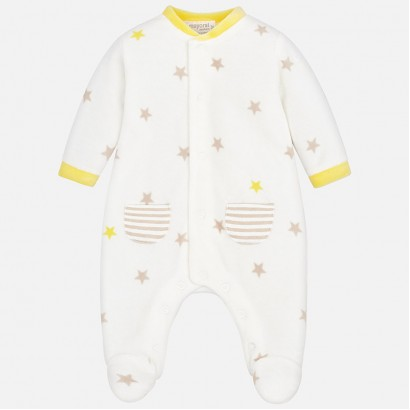 Baby Footed Pajamas Mayoral