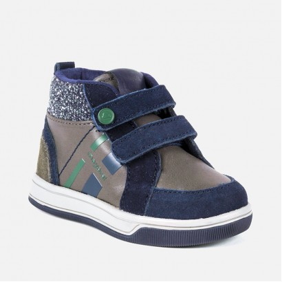 Baby Boys High-top Trainers Mayoral