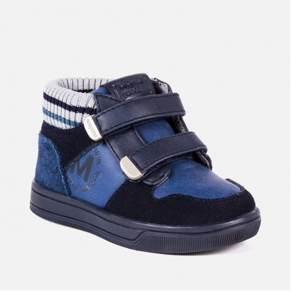 Baby Boy Basketball Trainers Mayoral