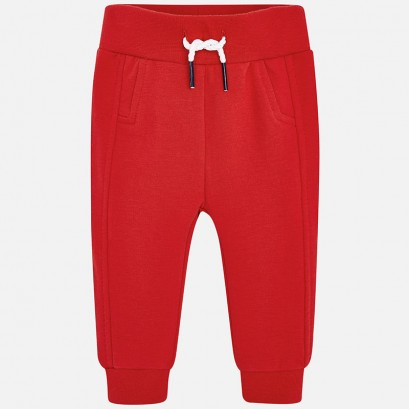 Baby Sporty Fleece Trousers Mayoral
