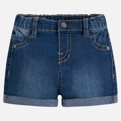 Baby shorts Mayoral from denim