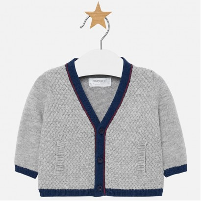 Baby boy cardigan Mayoral