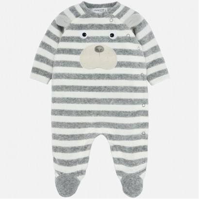 Baby striped pyjamas Mayoral