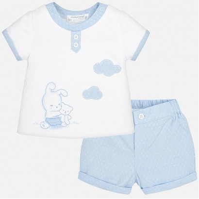Baby Boys 2-Piece Set Mayoral