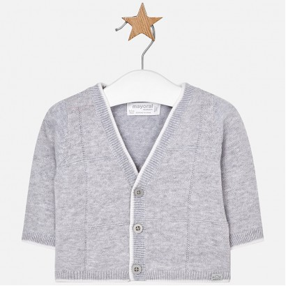 Baby Boys Knitted Cardigan Mayoral