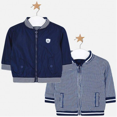 Baby Boys Reversible Windbreaker Mayoral
