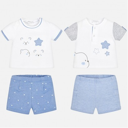 Baby Boys 4-piece Set Mayoral