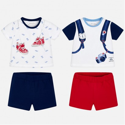 Baby Boys 4 Piece Set Mayoral