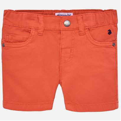 Baby Boys Basic Twill Shorts Mayoral
