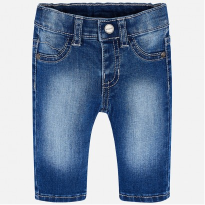 Baby Boys Basic Jean Trousers Mayoral