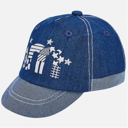 Baby Boys Embroidered Cap Mayoral