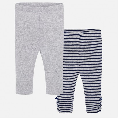 Baby Set Of two Leggings Mayoral