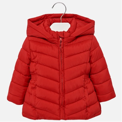 Baby Girl Padded Jacket Mayoral