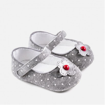 Baby Girl Knit Shoes Mayoral
