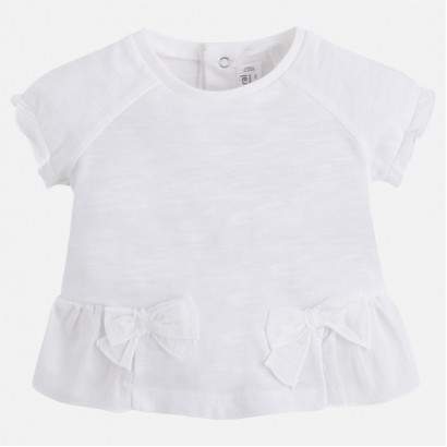 Baby's cotton blouse Mayoral for girl