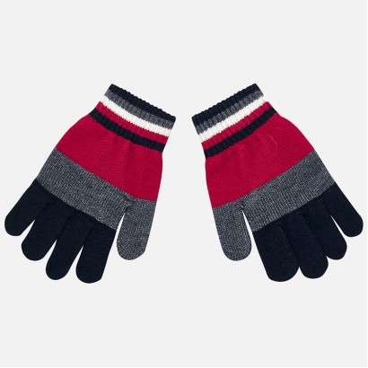Colour kids' gloves Mayoral