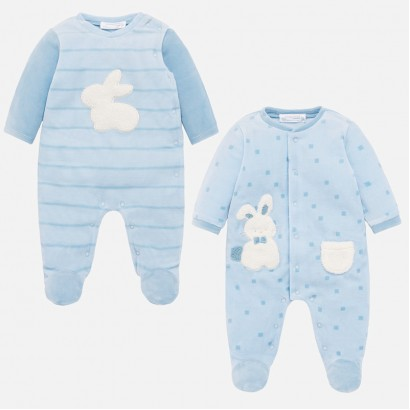 Set of baby pyjamas Mayoral