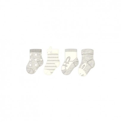 Baby Set of 4 pairs of Socks Mayoral