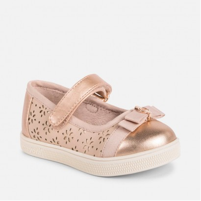 Baby Girls Sporty Mary Jane Shoes Mayoral