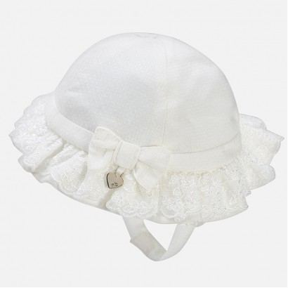 ec59b11d2de Baby Girl Formal Hat Mayoral