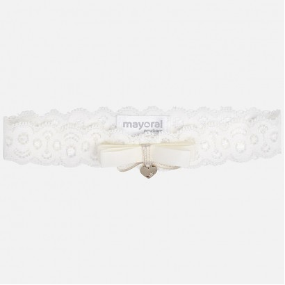 Baby Lace Hairband Mayoral