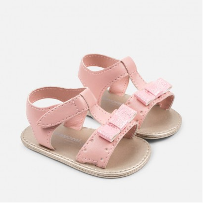 Baby Girl Bow Sandals Mayoral