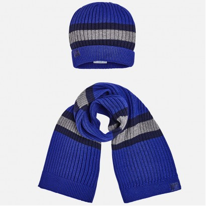Boys Set of Beanie and Scarf Mayoral