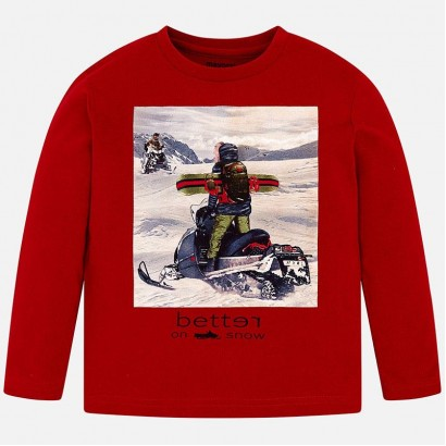 Boy's blouse Mayoral Better on snow✅ .
