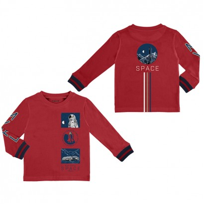 Boy's blouse Mayoral Space Team