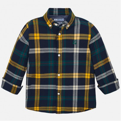 Boy's embroidered shirt Mayoral