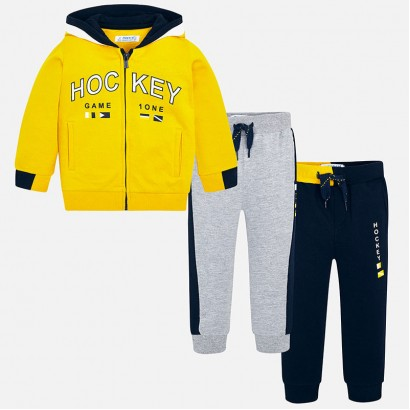 Kid's sport set with two lower parts Mayoral
